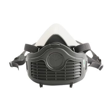 思创 防尘半面罩,ST-1080,硅胶材质