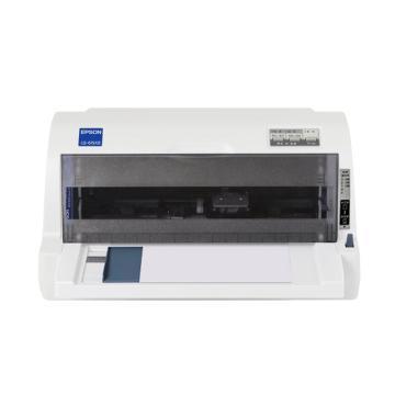 愛普生(EPSON)針式打印機,LQ-615KII(82列平推式)單位:臺
