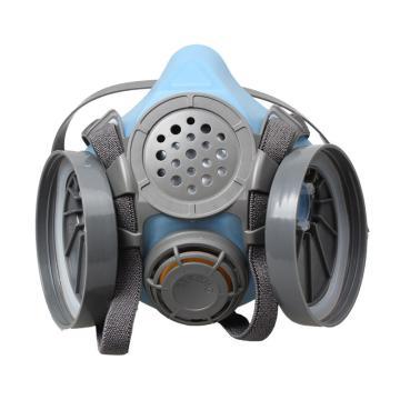 思創 防毒半面罩,ST-M50-1B,硅膠材質