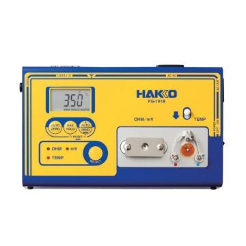 白光HAKKO 烙铁测试仪,0-700度,FG-101B,烙铁温度测试仪 测量仪 温度计 烙铁测温计 测温仪