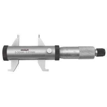 INVOUS 双头内径千分尺,5-30mm,30-55mm,IS787-87612
