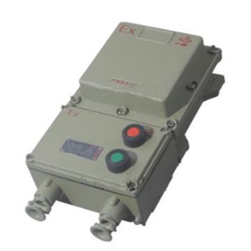 上策SC 防爆电磁启动器,BQC-10A,热继电器整定电流调节范围 1.5-2.4A