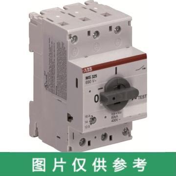 ABB 电动机保护断路器,MS325-2.5