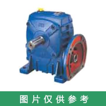 杰牌传动JIE 蜗杆减速机,规格100,速比60,WPDA 100-60-B