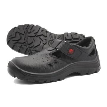 BATA SANDAL防砸防刺穿透气安全凉鞋,715-61091-41