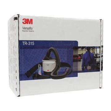 3M 送风电机套件,TR-315E+,含主机和呼吸管