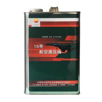 昆仑 液压油,15#,3.2kg/桶/6桶/箱