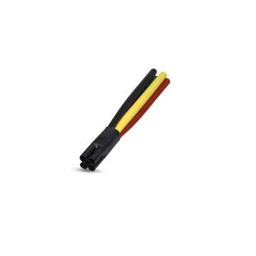德力西DELIXI 1KV交联电缆终端 4芯 70-120mm2,DHARSZD4X70120