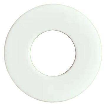 锐阁 四氟快装垫片 聚四氟乙烯 外径25mm,内径15mm