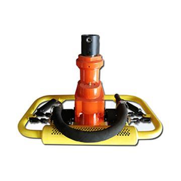 创能 架座支撑气动手持式钻机,ZQSZ-100/3.0,煤安证号MED140094
