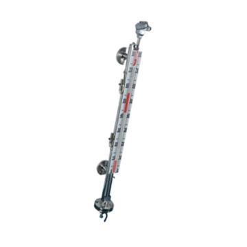 厦门博卡斯 磁性浮子液位计,BKS-UHZ-519(PVC材质)