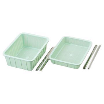 亞速旺 干燥器(BEU746和BEU747)配件,淺型置物框隔板 (1個),3-5034-02