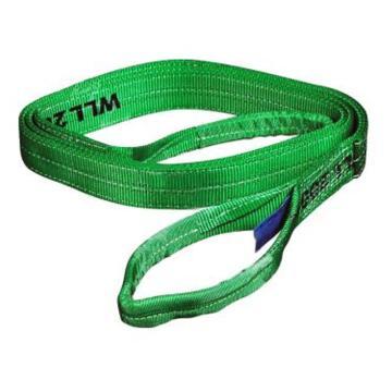 多来劲 扁吊带,扁平吊环吊带 2T×4.5m 绿色 安全系数7倍,0561 9752 045