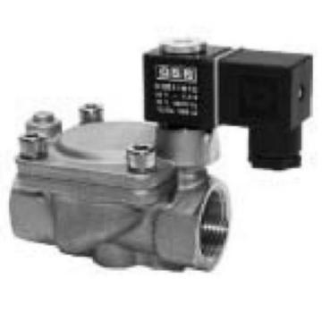 GSR 电磁阀(油箱加油用),Pressure:0.3-20Bar G1/2 Serial:01.19z Voltage:24V
