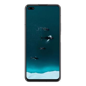 华为荣耀手机,V30(8+128) 黑色 5G