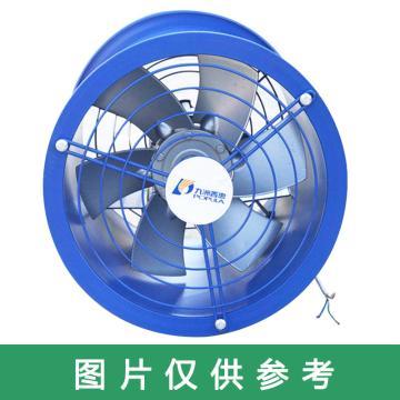 九洲普惠 EG节能型管道通风机(双网,二边直边口),EG-3A-2,220V,0.3KW,2800rpm。含木架包装