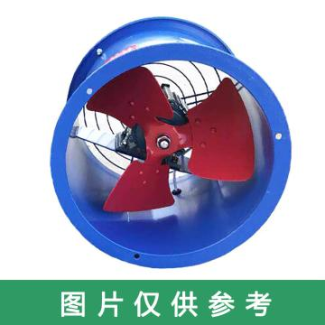 九洲普惠 EG节能型管道通风机(双网,二边直边口),EG-3.5A-4,220V,0.3KW,1400rpm。含木架包装