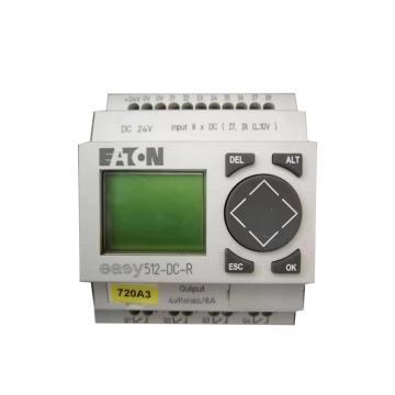 罗德斯 可编程控制器,MELR1200 Easy 512-DC-R