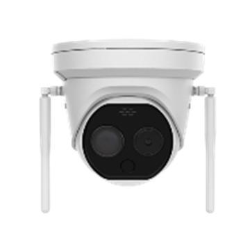 ??低?在线测温摄像仪,DS-2TD1217B-3/PAW