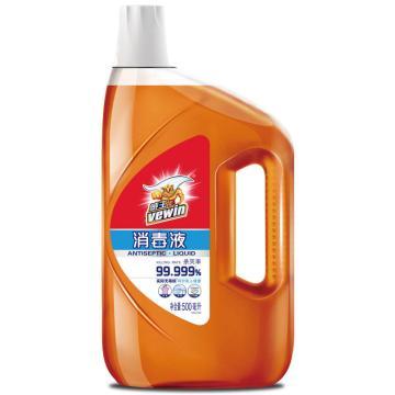 威王衣物家居消毒液,500g 24瓶/箱