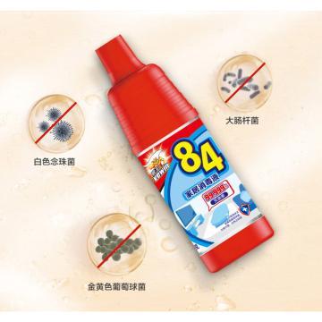 威王84消毒液,600g 20瓶/箱