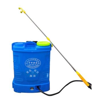中科新農 背負電動噴桿式噴霧器,容量20L 鉛酸12V 8Ah,3WBD-20L