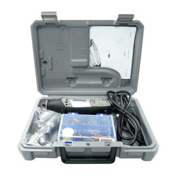 琢美電磨機套裝,0.8-3mm夾頭,120W,轉速5000-32000r/min,DREMEL3000-1/26