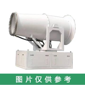 恒博岳HBY 自動霧炮機,HBY-80D(移動式底座)