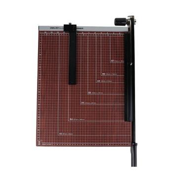 得力 切紙刀,木質 8002(A3) 單位:個