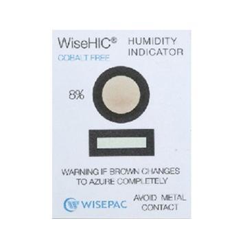 威胜 WiseHIC-4系列无钴湿度指示卡,38×51×0.45mm,200片/罐