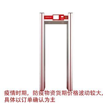 酷卫士 测温型手机探测门,体温检测速度<1S,测量误差±0.5°C