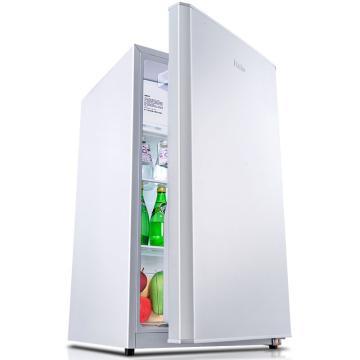 海爾 93L迷你單門冷藏微凍一體冰箱,BC-93TMPF,直冷,一級能效