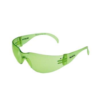 伍尔特 运动款防护眼镜-AS/NZS1337-PC-琥珀色, 副