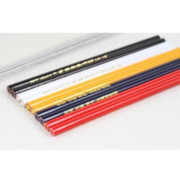中华 特种铅笔,536红色10支/盒