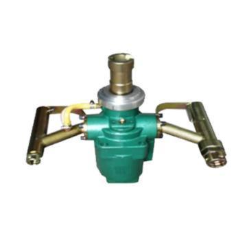 金达 气动手持式钻机,ZQS-55/2.3S 转速1120r/min,煤安证号MED150249,单位:台