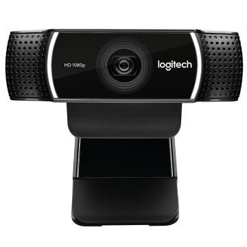 羅技(Logitech) C922 羅技商務高清網絡攝像頭 直播攝像頭