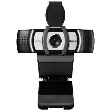 羅技(Logitech) C930C 羅技商務高清網絡攝像頭 直播攝像頭