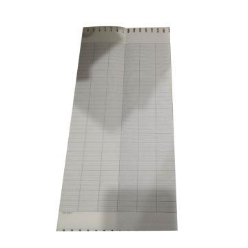 力特克 记录纸,46182707-001 308mm宽 20米/本