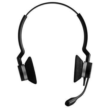 捷波朗(JABRA)BIZ 2300 DUO 雙耳耳話務員耳機 電話客服耳麥降噪 連桌面話機