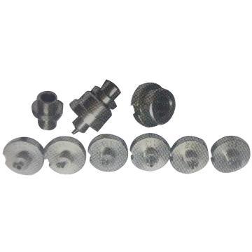 同兴发TXF 点胶嘴,适配YMH点胶机HSD/YGD,LBA,连体的,孔0.4 P=0.9,YMH-HSD-YGD-LBA-D0.4-P0.9