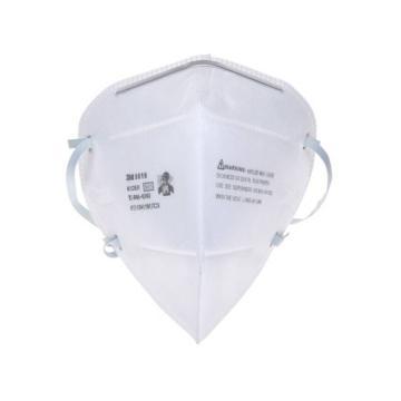 3M 防尘口罩,9010,N95 中英文防伪包装,1个