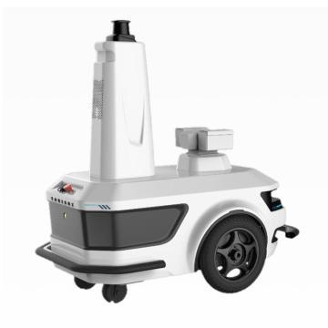 優艾智合YOUIBOT 體溫監控機器人,室內/室外移動監控/測溫,自動導航/自動避障/回充,KittX-20