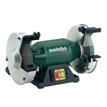 麥太保臺式砂輪機,砂輪125×20×20mm,200W,0.9Nm,DSD200
