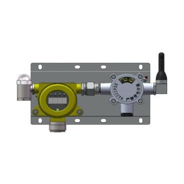 华劳 太阳能无线智能型气体探测器,ZTH-3100-CO+