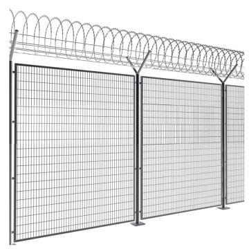 拓疆 機場護欄網,高強度低碳鋼絲 2米高×3米 限黑吉遼