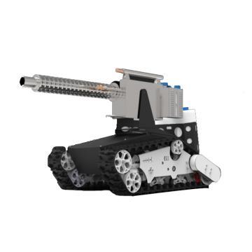 中安吉泰智能室外消殺機器人,室外消毒機器人,TRI-RK03