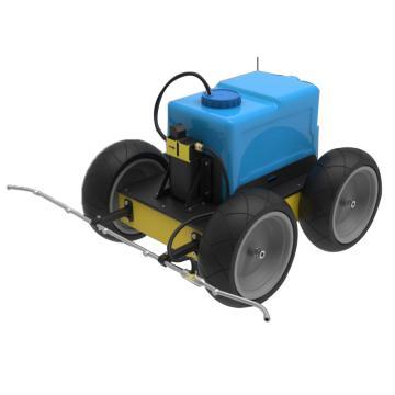 中安吉泰智能室內消殺機器人,室內消毒機器人,室內版,TRI-RW01S