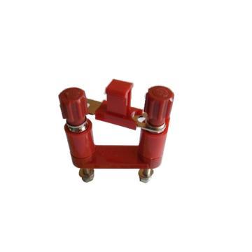 富繼 保護控制柜連接片/切換片,JL1-2.5/2E-35,紅色