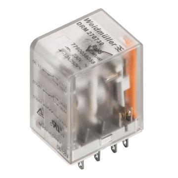 魏德米勒 继电器,7760056095 DRM570730L/4CO/230V AC,20个/包