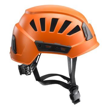 斯泰龙泰克SKYLOTEC 安全帽,PC/ABS壳体,BE-390-橙色